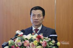 Toàn văn phát biểu của Bộ trưởng Nguyễn Mạnh Hùng tại họp báo công bố hoàn thành đề án Số hoá truyền hình