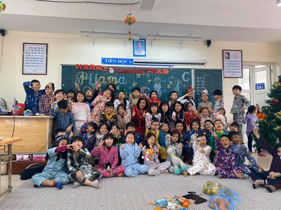 Cô giáo 'lắm chiêu' của học trò lớp 3 ở Hà Nội