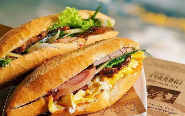 """What makes """"Banh mi"""" different from worldwide sandwich?"""