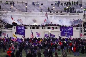 FBI cảnh báo biểu tình có vũ trang khắp Mỹ vào tuần tới
