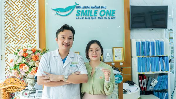 Giảm bớt nỗi sợ đau khi nhổ răng khôn với công nghệ Piezotome