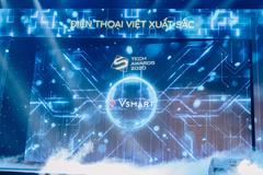 Đằng sau 'cú ăn 4' của thương hiệu điện thoại Việt tại Tech Awards 2020