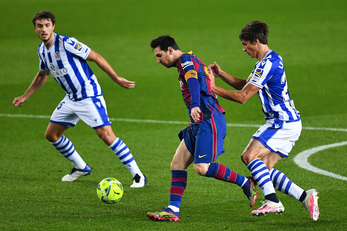 Nhận định Sociedad vs Barca: Lấy vé chung kết