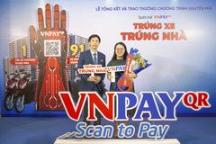 Khách hàng VietinBank nhận 'nhà sang' nhờ thanh toán qua VNPAY-QR