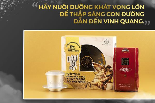 Thông điệp ý nghĩa ẩn sau những hộp cà phê năng lượng cho Gen Z Việt