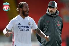 Jurgen Klopp kéo Sergio Ramos về Liverpool