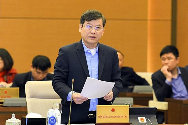 Viện trưởng Lê Minh Trí: 'Có những việc tôi biết bị ghét nhưng vẫn phải làm'