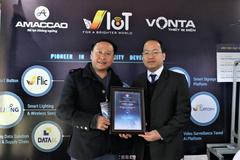 VIoT và VONTA trình diễn công nghệ - sản phẩm Make in Vietnam