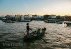 Cai Rang floating market – fantastic tourism hotspot in Mekong Delta