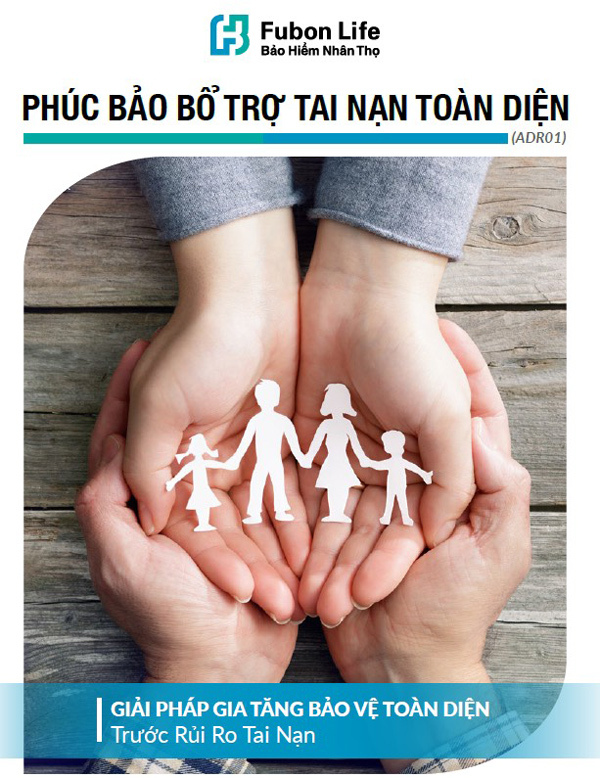 Fubon Life Việt Nam ra mắt sản phẩm bảo hiểm gia tăng bảo vệ tai nạn