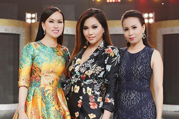 Ba chị em giàu nhất Vbiz: Em sang Mỹ làm vợ tỷ phú, chị lấy chủ hãng đĩa lớn nhất Sài thành