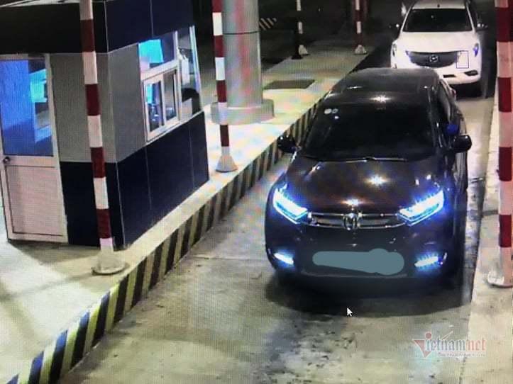 Hàng loạt ô tô bị ném đá vỡ kính trên cao tốc Lạng Sơn – Bắc Giang
