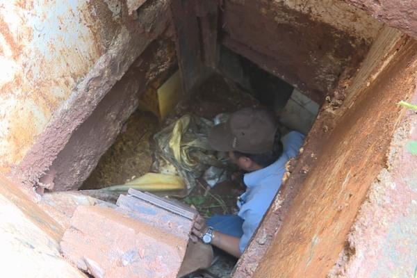 Bắt 'siêu trộm' ở Đắk Lắk đào 2 hầm trú ẩn, giấu 4 khẩu súng
