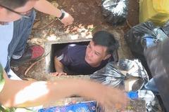 'Siêu trộm' đào 2 hầm trú ẩn ở Đắk Lắk bị khởi tố 4 tội danh