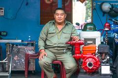 Món quà nhỏ dành cho tấm lòng lớn của 'người Sài Gòn tốt bụng'