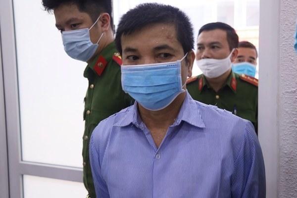 Y án tử hình người chồng giết vợ, phân xác ném xuống sông ở Hà Nội