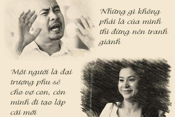 Ông Đặng Lê Nguyên Vũ và bà Lê Hoàng Diệp Thảo vẫn trong trận chiến liên quan thương hiệu cà phê.
