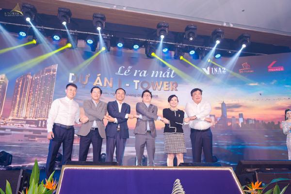 Hàng ngàn người dự lễ ra mắt dự án I - Tower Quy Nhơn