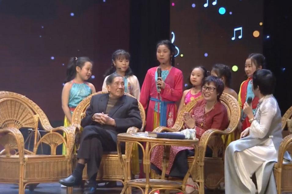 200 bài hát thiếu nhi của nhạc sĩ Phạm Tuyên sẽ được làm mới