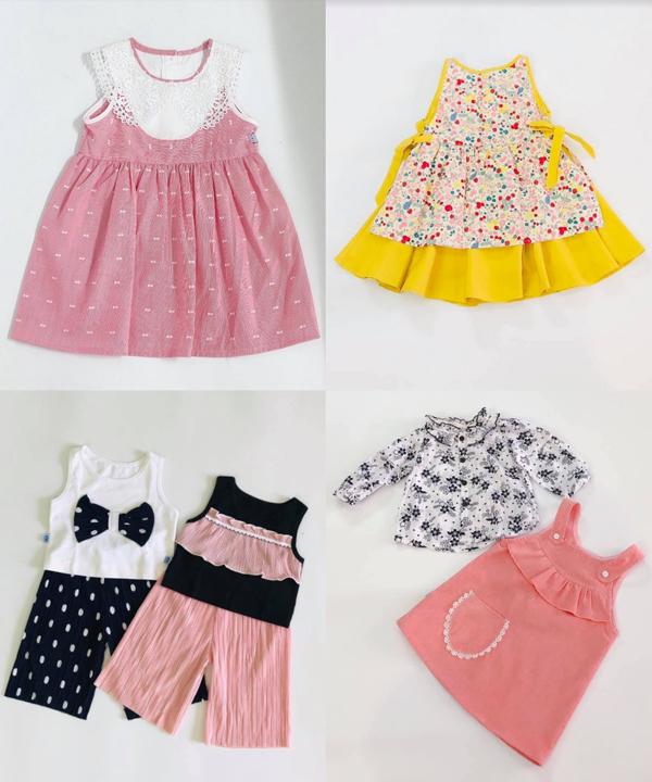 Nhiều mẫu diện Tết đáng yêu cho bé tại Ain Closet