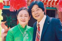 NSND Trọng Hữu 'Tướng cướp Bạch Hải Đường' hạnh phúc bên vợ đảm