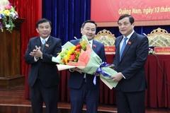 Ông Nguyễn Công Thanh được bầu giữ chức Phó Chủ tịch HĐND tỉnh Quảng Nam
