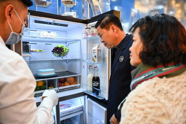 Casper ra mắt thị trường Việt 4 dòng tủ lạnh hiện đại