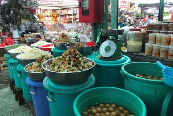 Consumers warned about unsafe food ahead of Tet