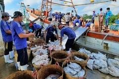 Kiên Giang tháo gỡ khó khăn cho chủ tàu cá