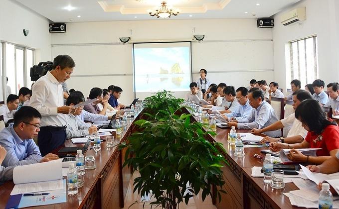 Gấp rút tháo gỡ khó khăn về thủ tục cho Dự án đường dây 500kV Vân Phong–Vĩnh Tân