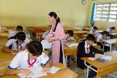 Đề thi học sinh giỏi môn Văn lớp 9 của Hà Nội