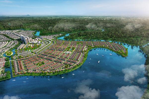 Đô thị đảo Phượng Hoàng - chốn an cư của cộng đồng tinh hoa