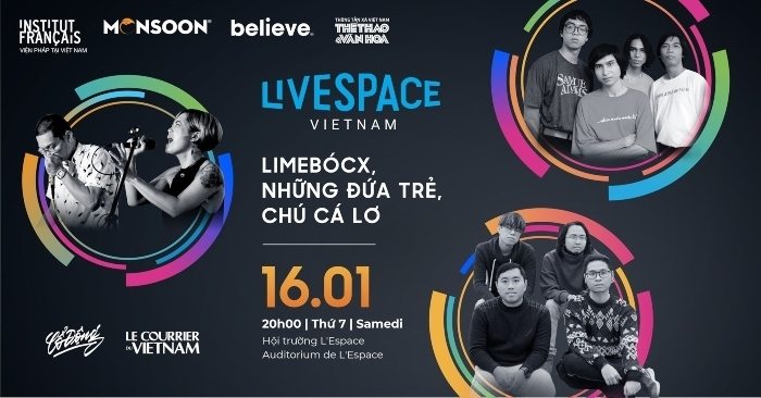 """LiveSpace Vietnam"" to boost international exchange for young Vietnamese artists"