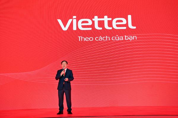 Slogan mới của Viettel: 'ít chữ' hơn, ý nghĩa nhiều hơn