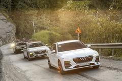 Vinfast bán 29.485 xe ô tô trong năm 2020