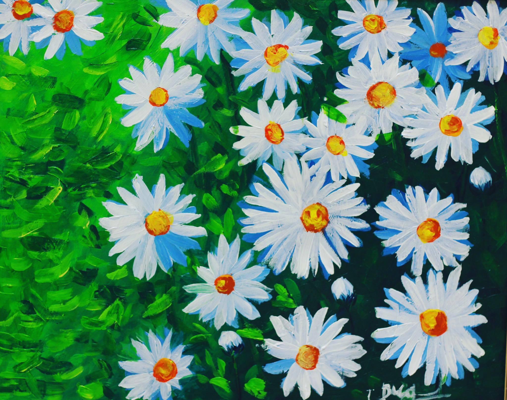 Triển lãm 'Sắc màu - Những mảnh ghép' của 6 em nhỏ mắc chứng tự kỷ