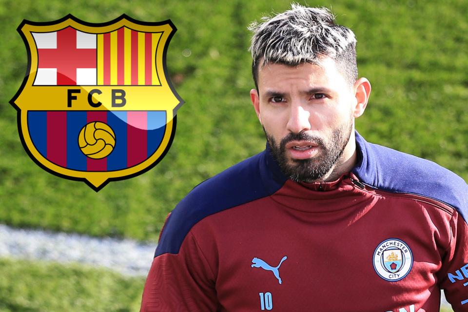 Barca trải thảm đỏ đón chân sút huyền thoại Man City