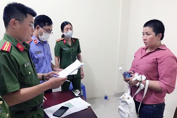 Công an Cà Mau tìm nạn nhân của Nguyễn Thị Bích Thuỷ