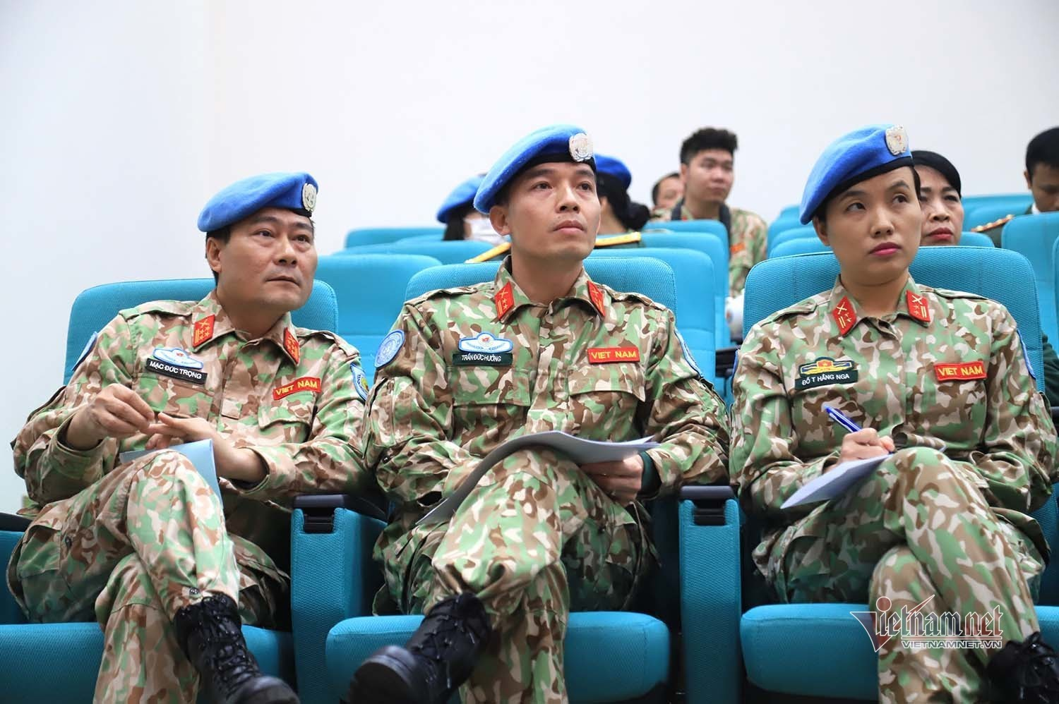 peacekeeping operations,Ministry of National Defence,UNSC,vietnamese peacekeepers