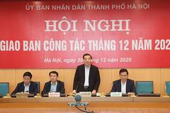 Hàng loạt lãnh đạo sở ngành Hà Nội bị phê bình vì vắng họp