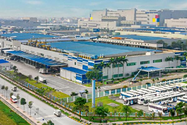 2021, Bắc Ninh 'nhắm đích' thu hút 100 dự án đầu tư vào các KCN