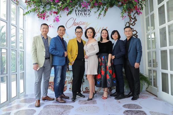 Fashion Voyage #3 - cuộc hội ngộ thời trang và kiến trúc bên bờ Nam Phú Quốc