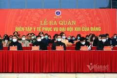 Phân công cán bộ khi lãnh đạo cơ quan phòng chống Covid-19 dự Đại hội Đảng