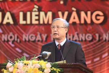 Phát biểu của Thường trực Ban Bí thư tại lễ trao giải Búa liềm vàng
