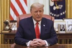Ông Trump sẽ ân xá cho hàng trăm người, trừ bản thân