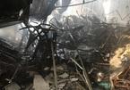Cháy lớn ở Bình Dương, cửa hàng xe máy tiền tỷ bị thiêu rụi