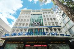 Đã có thể thanh toán BHYT ở Bệnh viện Mắt Quốc tế Việt - Nga TP.HCM