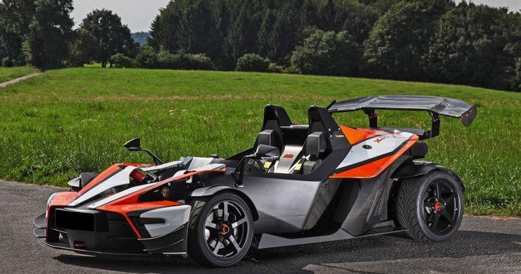 Những chiếc xe siêu nhỏ nhưng có sức mạnh 'khủng long'