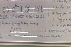 Hiệu trưởng ở TP.HCM nói gì về khoản thu 'về đích' với học sinh lớp 12?