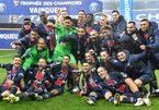 Neymar lập công, Pochettino đoạt danh hiệu đầu tiên cùng PSG